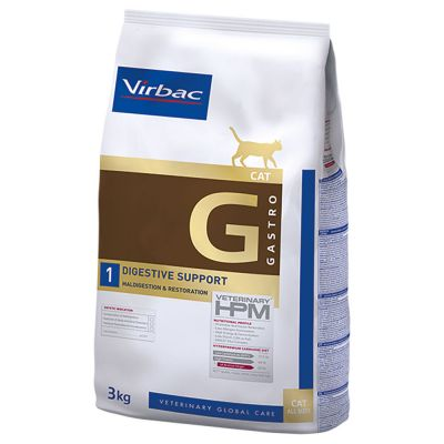 Virbac Veterinary HPM G1 Digestive Support pour chat