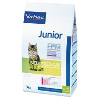 Virbac Veterinary HPM Junior Neutered pour chaton