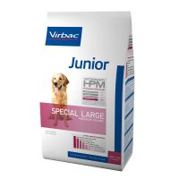 Virbac Veterinary HPM Junior Special Large pour chiot