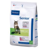 Virbac Veterinary HPM Senior Neutered pour chat