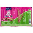 Vitakraft Cat Stick Healthy, Huhn & Katzengras