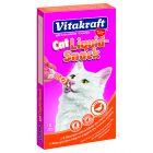 Vitakraft Cat Liquid Snack com pato e ß-glucanos