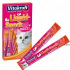 Vitakraft Cat Liquid-Snack cu pui + taurină