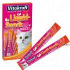 Vitakraft Cat Liquid-Snack - Kylling + taurin