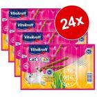 Vitakraft Cat Stick Mini macskasnack gazdaságos csomagban