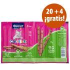 Vitakraft Cat Stick 24 x 6 g en oferta: 20 + 4 ¡gratis!