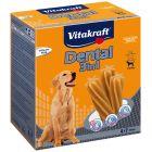 Vitakraft Dental 3in1 medium multipakke