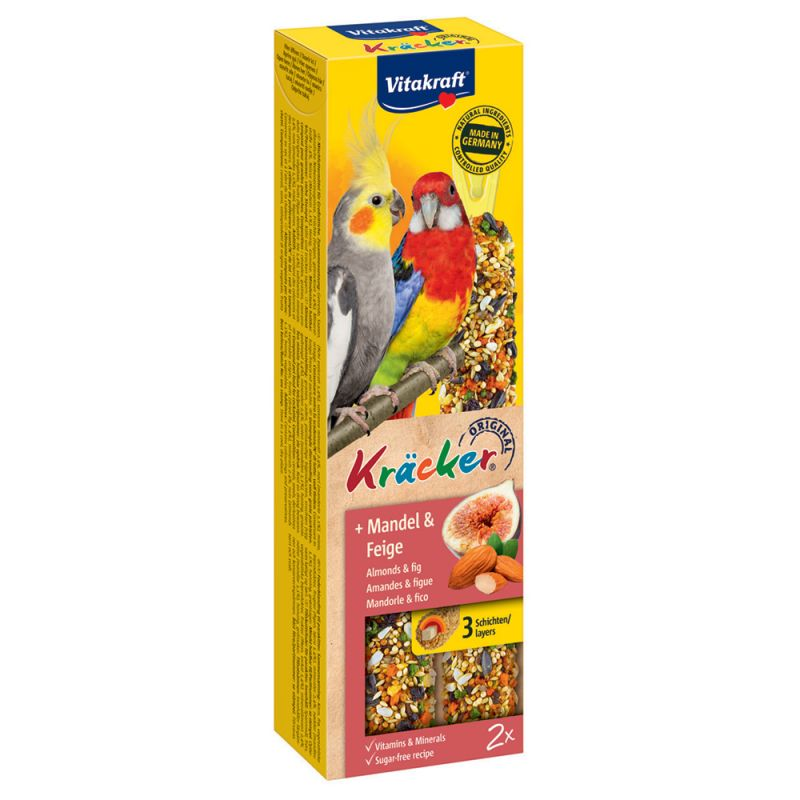 Vitakraft Kräcker -papukaijankeksit