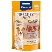 Vitakraft Liver Sausage Treaties Bits