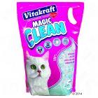 Vitakraft Magic Clean Silicaat kattenbakvulling