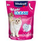 Vitakraft Magic Clean silikátové stelivo