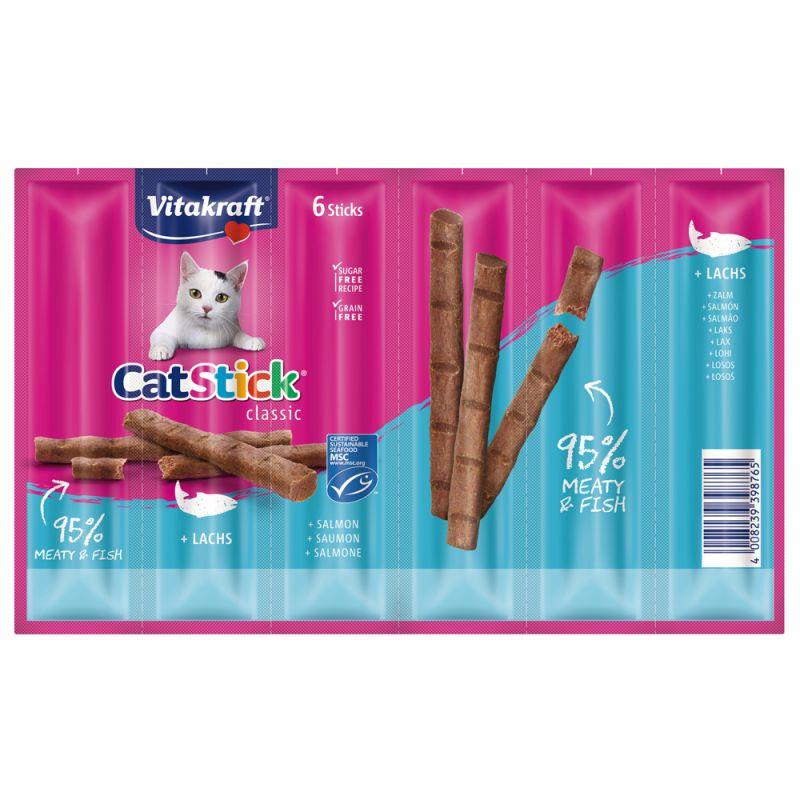 Vitakraft Mini Cat Sticks - 6 x 6g