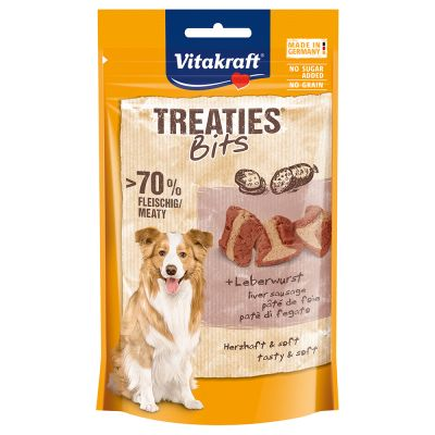 Vitakraft Treaties Bits Leberwurst