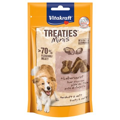 Vitakraft Treaties Bits Mini Leberwurst