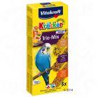 Vitakraft Trio-Mix periquito: huevo, albaricoque, miel
