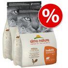 Voordeelpakket Almo Nature Holistic 2 x Grote Zak