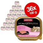 Voordeelpakket Animonda vom Feinsten Baby Paté Kattenvoer 36 x 100 g