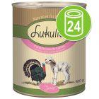 Voordeelpakket Lukullus Junior 24 x 800 g
