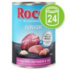 Voordeelpakket Rocco Junior 24 x 400 g