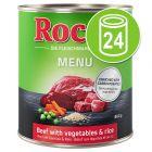 Voordeelpakket Rocco Menu 24 x 800 g