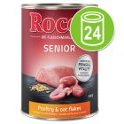 Voordeelpakket: Rocco Senior 24 x 400 g