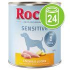 Voordeelpakket: Rocco Sensitive 24 x 800 g