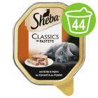 Voordeelpakket Sheba Kuipjes 44 x 85 g
