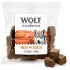 Voordeelpakket Wolf of Wilderness Snack - Wolfshapjes 3 x 180 g