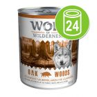 Voordeelpakket: Wolf of Wilderness 24 x 800 g