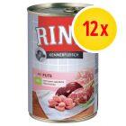 """Voordeelpakket 12 x 400 g Rinti """"Kennerfleisch"""""""