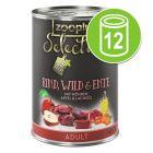 Voordeelpakket: Zooplus Selection Hondenvoer 12 x 400 g