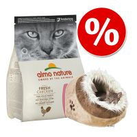 Welcome Kit Kitten Almo Nature Holistic + Nicchia