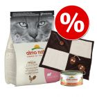 Welcome Kit Kitten Almo Nature + Tappetino