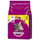 Whiskas 1+ Adult, poulet