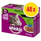 Whiskas 7+ Senior 48 x 100 g