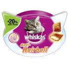 Whiskas Anti-Hairball +20% mai mult conținut