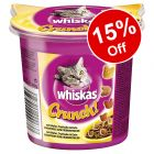 Whiskas Cat Treats - 15% Off!*