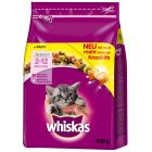 Whiskas Junior Kyckling