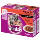 Whiskas Junior Maaltijdzakjes 24 x 85 g / 100 g