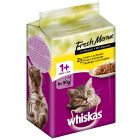 Whiskas Mini Menus 6 x 50 g