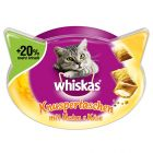 Whiskas Temptations, Kylling & Ost