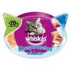 Whiskas Temptations, łosoś