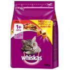 Whiskas 1+ с говядиной