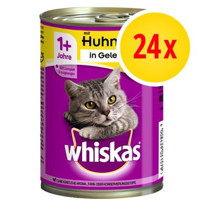 Whiskas Adult 1+ 24 x 400 g