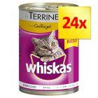 Whiskas Adult, 24 x 400 g