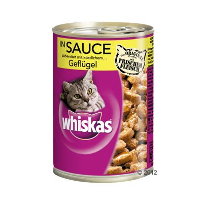 Whiskas Adult, 24 x 400 g