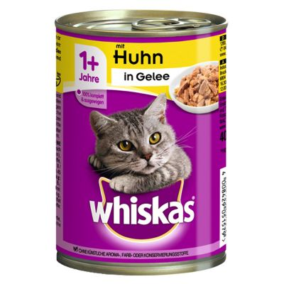 Whiskas Adult 1+ 12 x 400 g pour chat