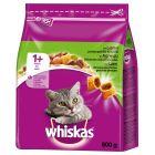 Whiskas 1 +, agneau pour chat