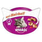 Whiskas Anti-Hairball snacks para as bolas de pelo