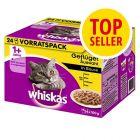 Whiskas 1+ assortito 24 x 100 g